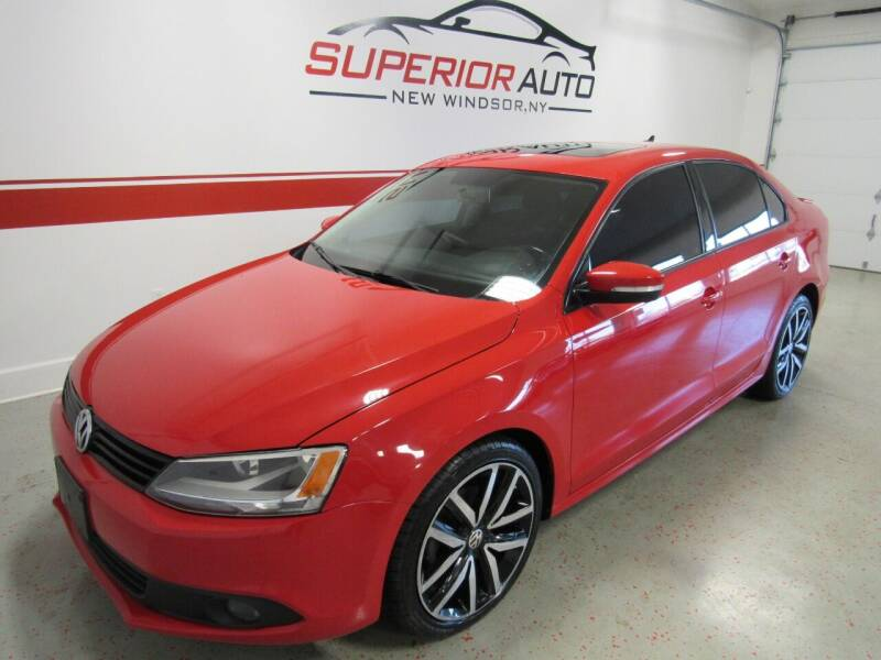 2012 Volkswagen Jetta for sale at Superior Auto Sales in New Windsor NY