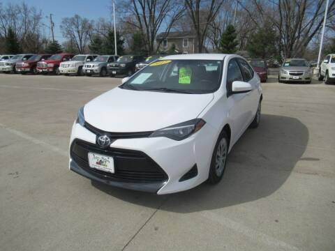 2017 Toyota Corolla for sale at Aztec Motors in Des Moines IA