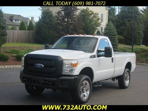 2011 Ford F-350 Super Duty for sale at Absolute Auto Solutions in Hamilton NJ