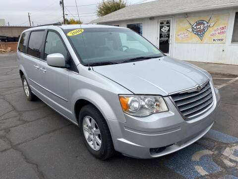 2010 Chrysler Town and Country for sale at Robert Judd Auto Sales in Washington UT
