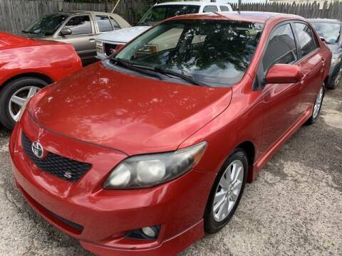 2010 Toyota Corolla for sale at The Kar Store in Arlington TX