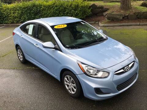 2014 Hyundai Accent for sale at Seattle Motorsports in Shoreline WA