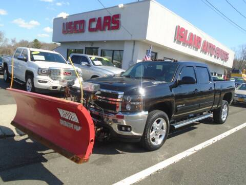 2014 Chevrolet Silverado 2500HD for sale at Island Auto Buyers in West Babylon NY
