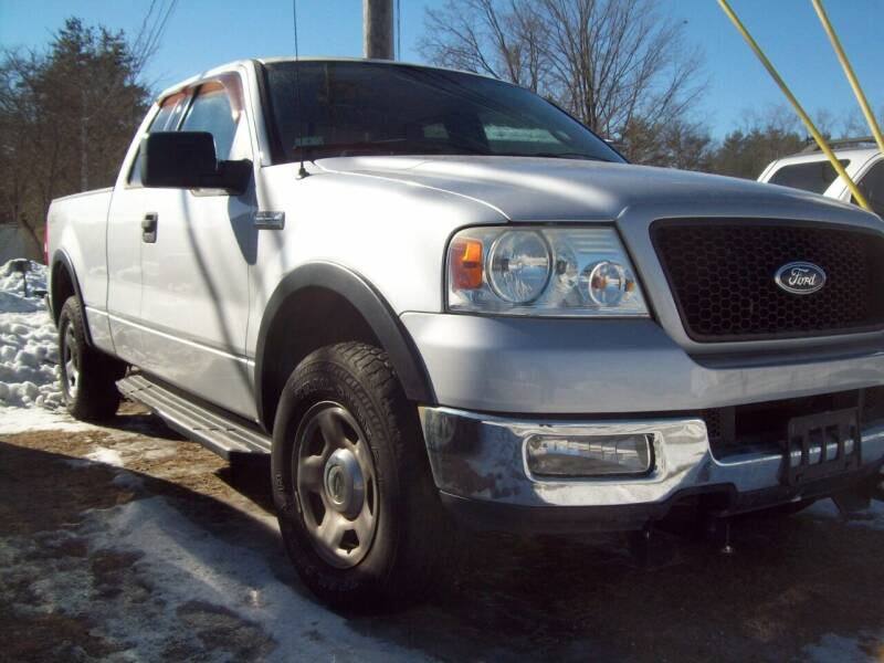 2004 Ford F-150 for sale at Frank Coffey in Milford NH