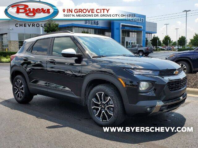 2021 Chevrolet TrailBlazer for sale in Grove City, OH