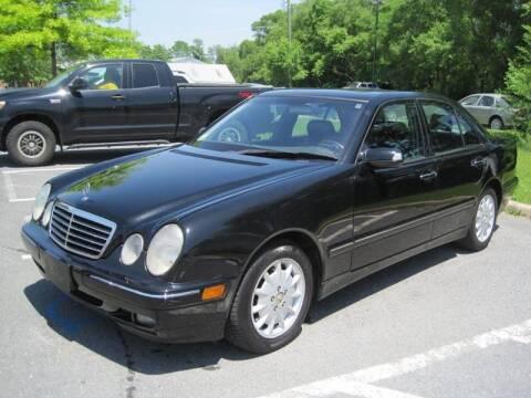 2001 Mercedes-Benz E-Class for sale at Auto Bahn Motors in Winchester VA