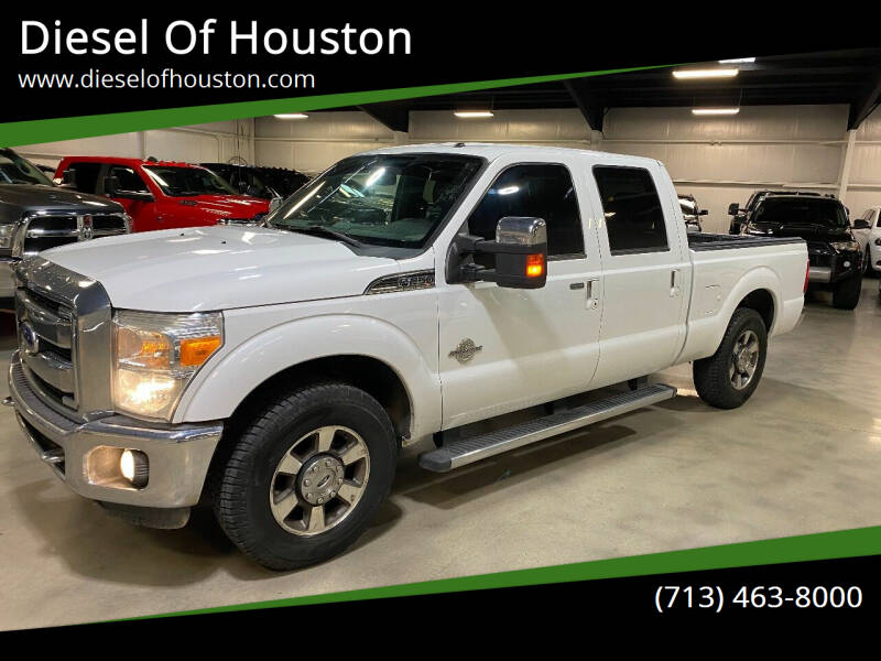 2011 Ford F-250 Super Duty for sale at Diesel Of Houston in Houston TX