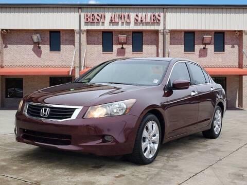 2008 Honda Accord for sale at Best Auto Sales LLC in Auburn AL