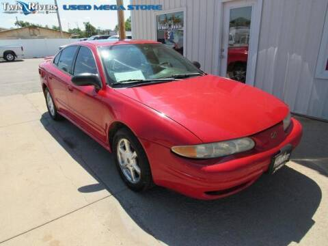 2002 Oldsmobile Alero for sale at TWIN RIVERS CHRYSLER JEEP DODGE RAM in Beatrice NE
