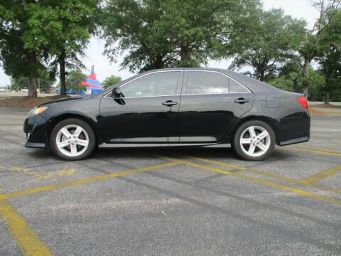 2013 Toyota Camry for sale at A & P Automotive in Montgomery AL
