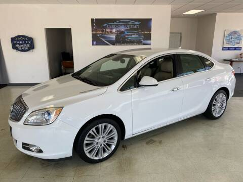 2013 Buick Verano for sale at Used Car Outlet in Bloomington IL