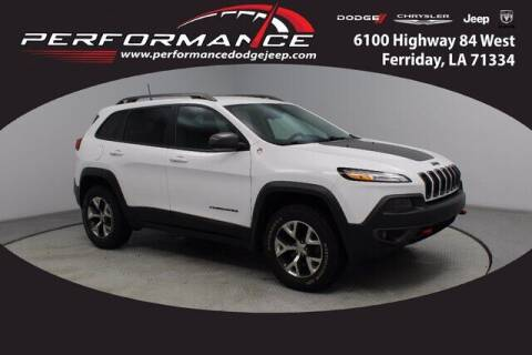 2017 Jeep Cherokee for sale at Auto Group South - Performance Dodge Chrysler Jeep in Ferriday LA