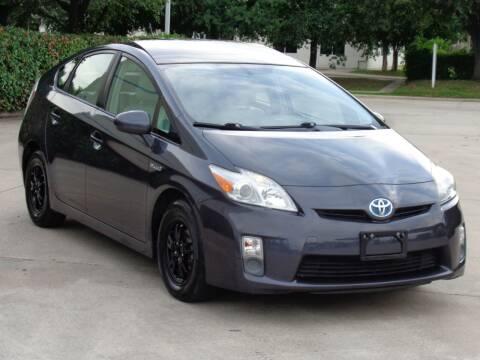 2010 Toyota Prius for sale at Auto Starlight in Dallas TX