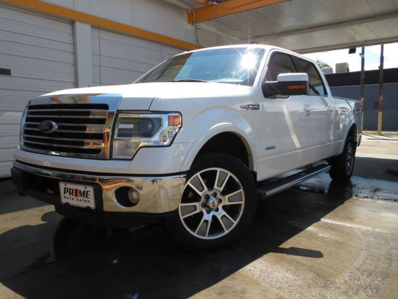 2014 Ford F-150 for sale at PR1ME Auto Sales in Denver CO