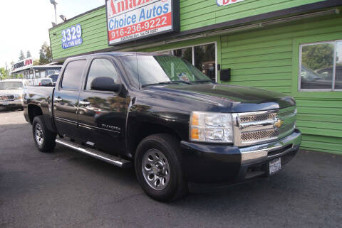 2010 Chevrolet Silverado 1500 for sale at Amazing Choice Autos in Sacramento CA