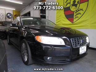 2008 Volvo S80 for sale at M J Traders Ltd. in Garfield NJ