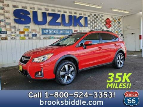 2017 Subaru Crosstrek for sale at BROOKS BIDDLE AUTOMOTIVE in Bothell WA