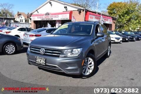 2018 Volkswagen Tiguan for sale at www.onlycarsnj.net in Irvington NJ
