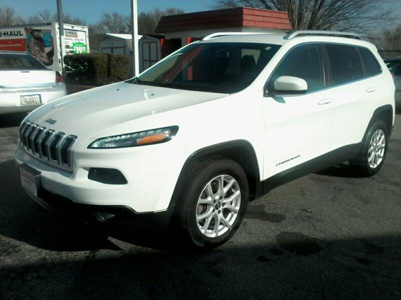2014 Jeep Cherokee for sale at HARMAN MOTORS INC in Salisbury MD