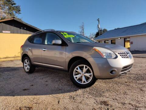 2010 Nissan Rogue for sale at The Auto Connect LLC in Ocean Springs MS