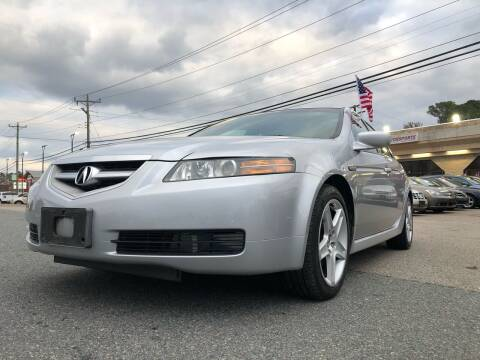 2005 Acura TL for sale at Mega Autosports in Chesapeake VA