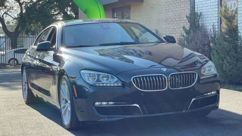 2013 BMW 6 Series for sale at Auto Imports in Houston TX