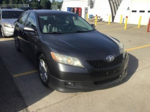 2007 Toyota Camry for sale at Bates Auto & Truck Center in Zanesville OH