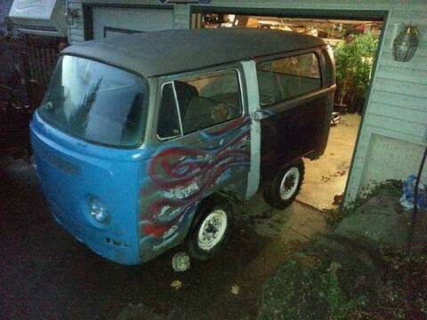 1968 Volkswagen Bus for sale at Haggle Me Classics in Hobart IN