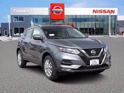 2021 Nissan Rogue Sport for sale at EMPIRE LAKEWOOD NISSAN in Lakewood CO
