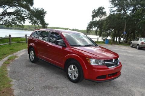 2013 Dodge Journey for sale at Car Bazaar in Pensacola FL
