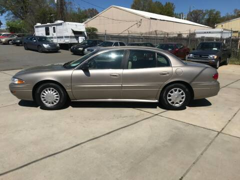 2004 Buick LeSabre for sale at Mike's Auto Sales of Charlotte in Charlotte NC