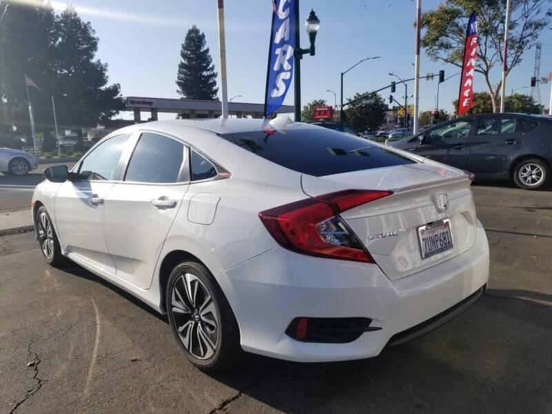2016 Honda Civic EX-L 4dr Sedan w/Honda Sensing - Hayward CA