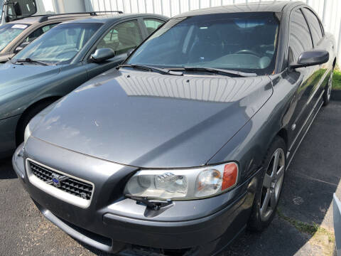 2006 Volvo S60 R for sale at UNIVERSITY FOREIGN CAR LLC in Bridgeton MO