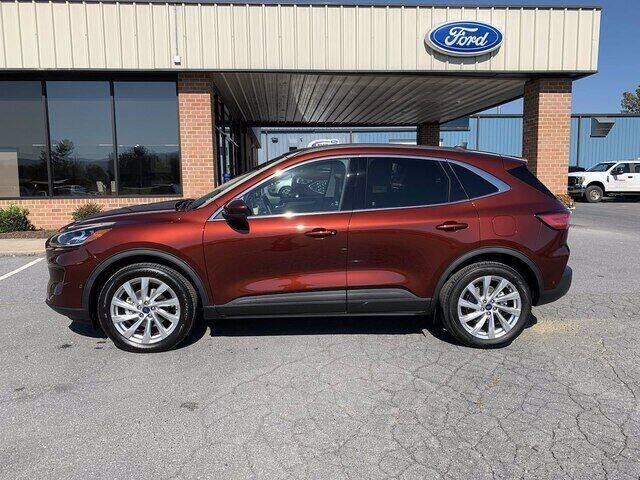 2021 Ford Escape Hybrid for sale in Elkton, VA