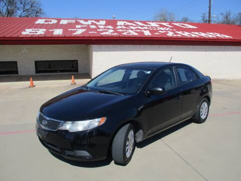 2011 Kia Forte for sale at DFW Auto Leader in Lake Worth TX