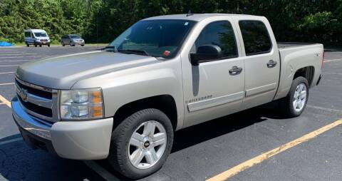 2008 Chevrolet Silverado 1500 for sale at Select Auto Brokers in Webster NY
