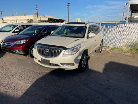 2014 Buick Enclave for sale at Town and Country Motors in Mesa AZ