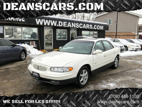 2001 Buick Regal for sale at DEANSCARS.COM in Bridgeview IL
