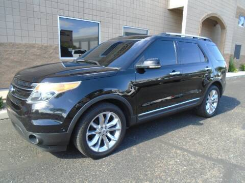 2012 Ford Explorer for sale at COPPER STATE MOTORSPORTS in Phoenix AZ