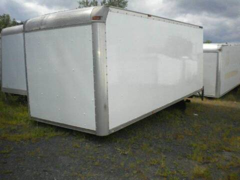 2007 supreme 20ft Van body for sale at Advanced Truck in Hartford CT