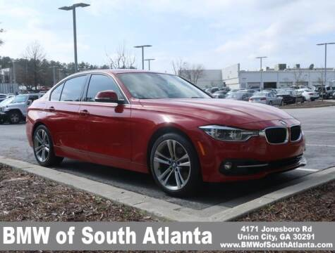 2017 BMW 3 Series for sale at Carol Benner @ BMW of South Atlanta in Union City GA
