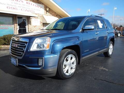 2016 GMC Terrain for sale at Browning's Reliable Cars & Trucks in Wichita Falls TX