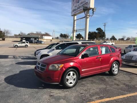 2007 Dodge Caliber for sale at Patriot Auto Sales in Lawton OK