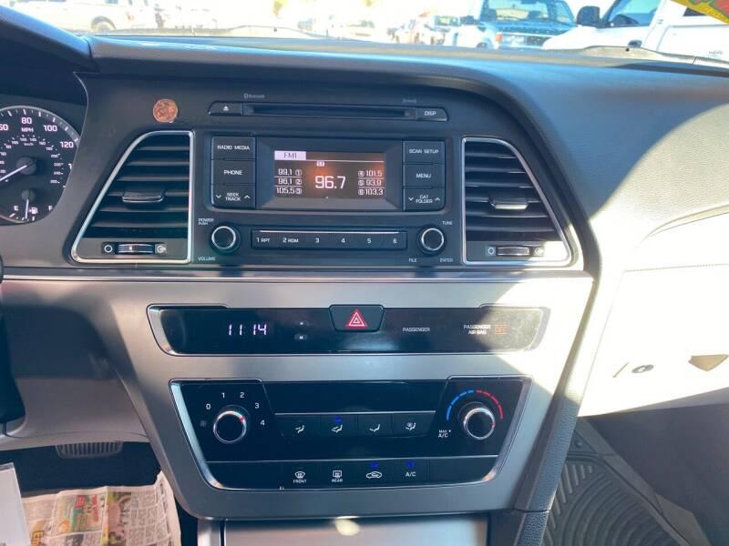 2017 Hyundai Sonata SE 4dr Sedan - Idaho Falls ID