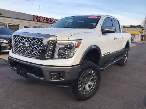 2018 Nissan Titan for sale at DriveSmart Auto Sales in West Chester OH