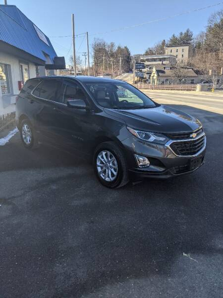 2019 Chevrolet Equinox for sale at WEB NIK Motors in Fitchburg MA