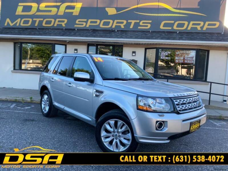 2014 Land Rover LR2 for sale at DSA Motor Sports Corp in Commack NY