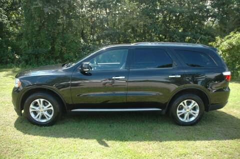 2013 Dodge Durango for sale at Bruce H Richardson Auto Sales in Windham NH