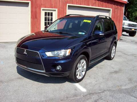 2010 Mitsubishi Outlander for sale at Clift Auto Sales in Annville PA