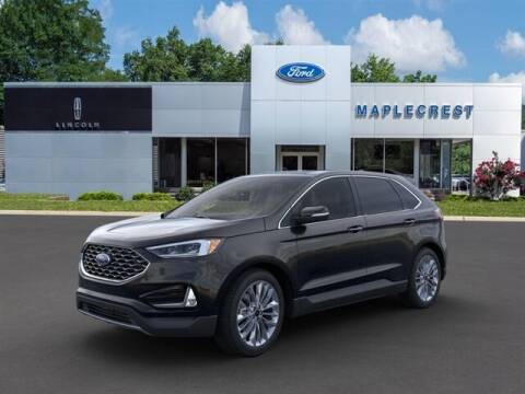 2020 Ford Edge for sale at MAPLECREST FORD LINCOLN USED CARS in Vauxhall NJ